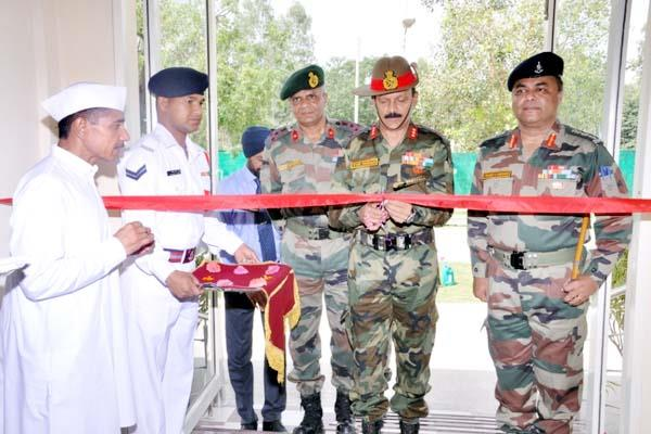echs polyclinic building start in military cantonment