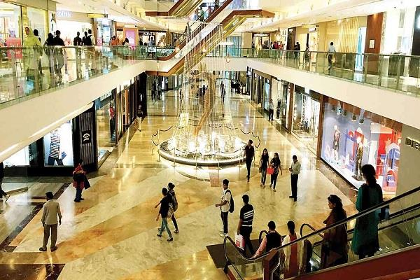 85 shopping malls will open in the next 5 years