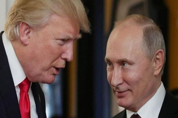 bolton trump putin will visit moscow to discuss the offering