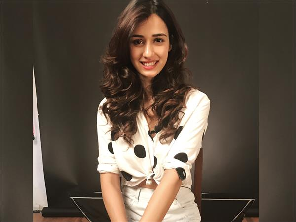 disha patani says i feel lucky to be a part of bharat