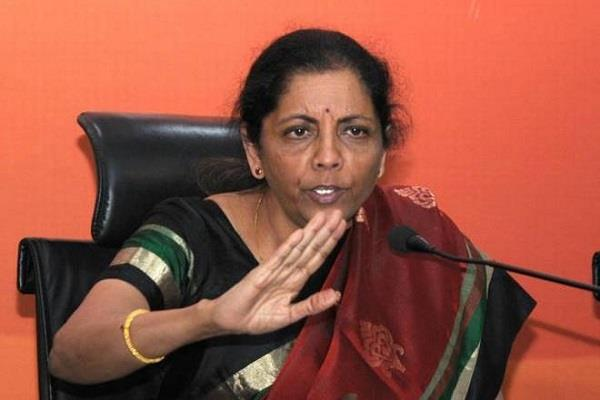 no scam in rafael deal nirmala sitharaman