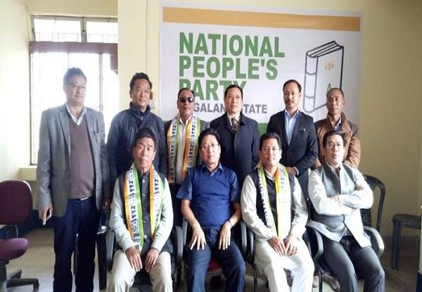 a major blow to ppa in arunachal seven mlas of the party included in npp