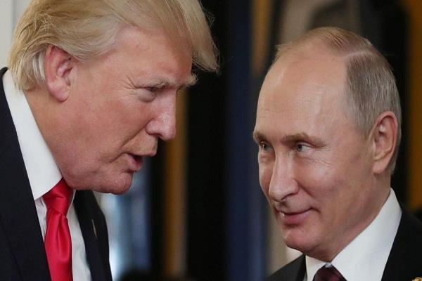 trump appreciated positive talks with putin