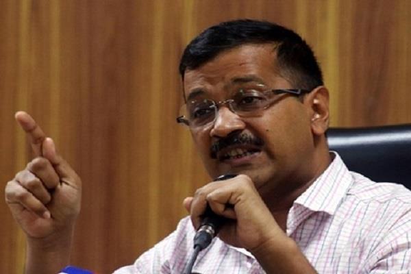 arvind kejriwal is a big target on adityanath said do not handle taj mahal