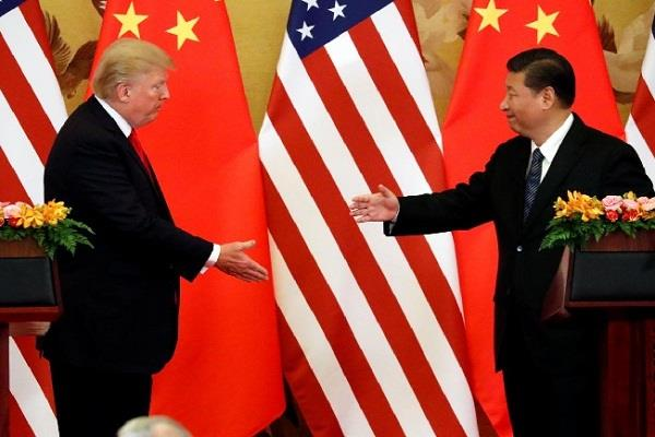 heavy american taxes effective on chinese commodities