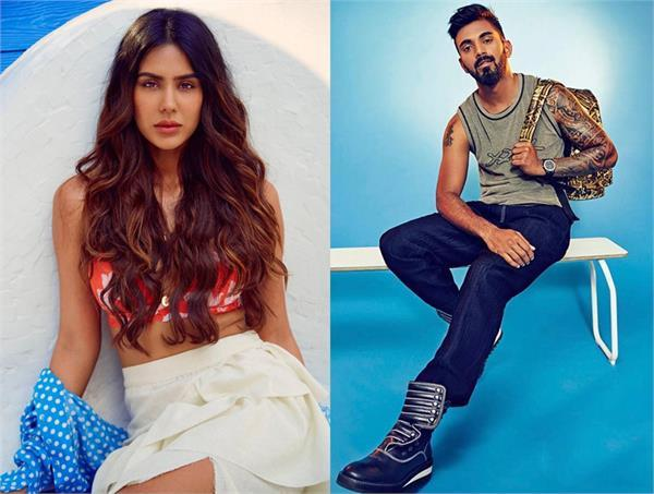 kl rahul comment on post of sonal bajwa asking for date