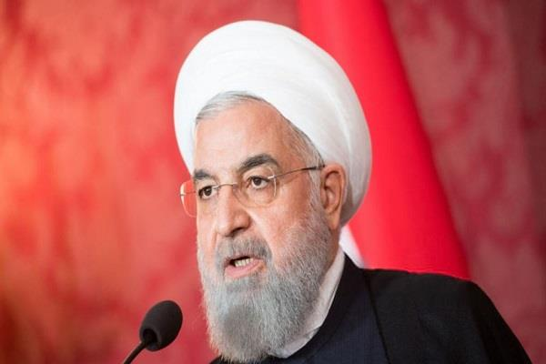 america is ready for war with iran not for war rohani