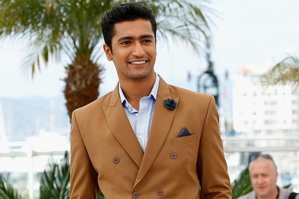 vicky kaushal to play a soldiers role