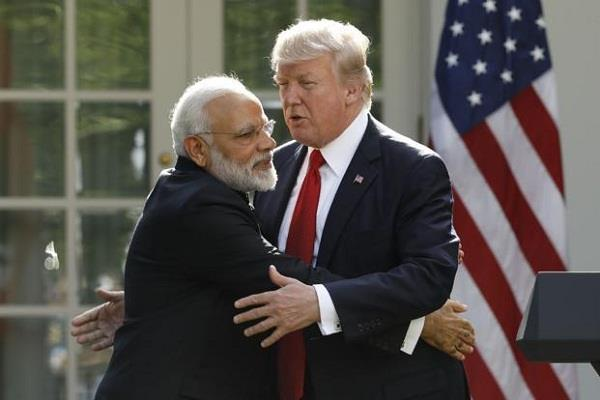 new twist in relations between india and the united states