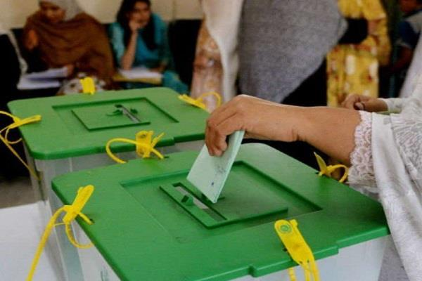 general elections in pakistan more than 12 thousand candidates for 342 seats