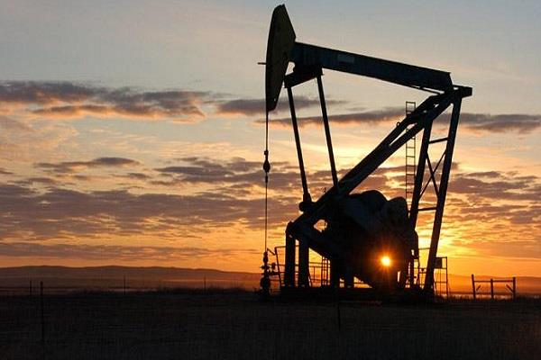 the price of oil will be ensconstant between the fast pace of indian economy
