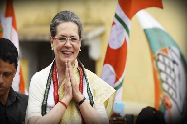 sonia gandhi to take up the issue of unity talks