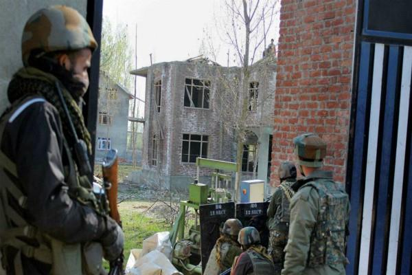 3 terror piles in kulgam encounter