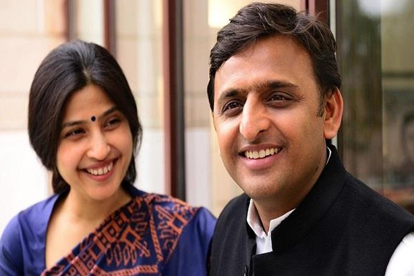 akhilesh open hotel in lucknow dimple business partner