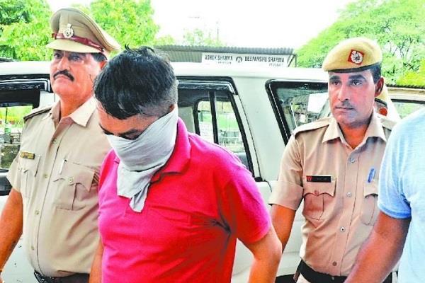chief accused sunny sent to judicial custody