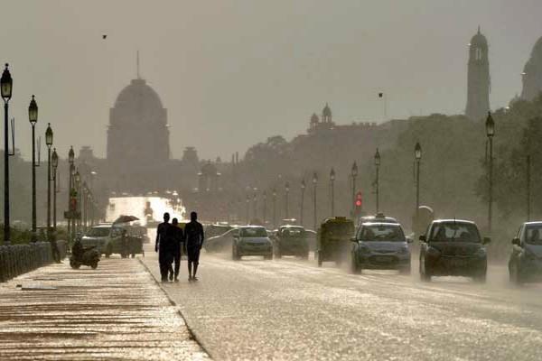 it may rain today in delhi ncr