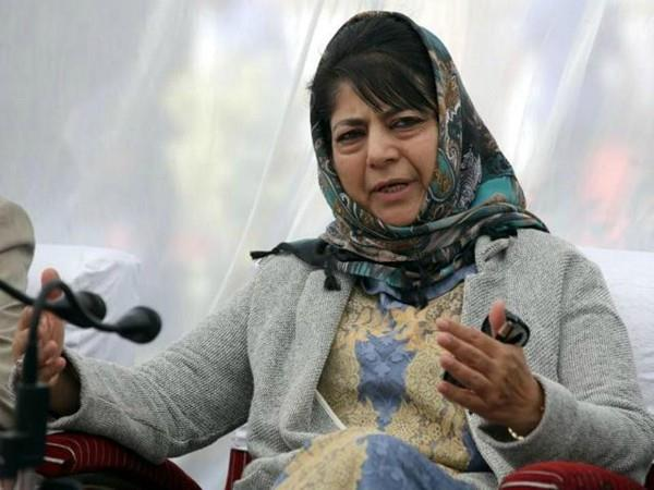 mehbooba threat to modi government