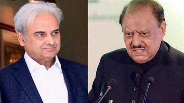 pakistan president prime minister condemns terrorist attacks