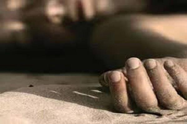 youth dies in road accident
