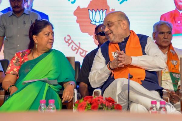 shah s claim modi government will be formed again in 2019