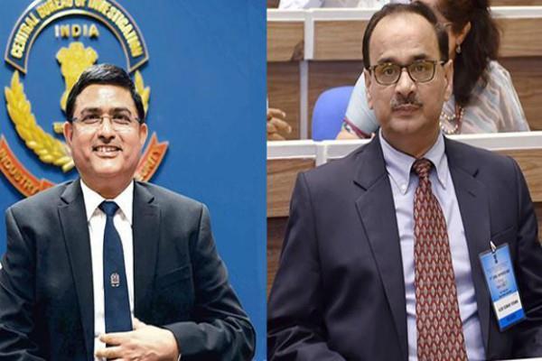 battle of 2 cbi officials powerful pmo helpless