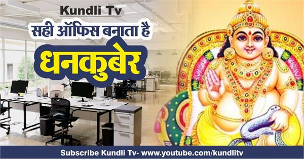 kundlitv vastu tips for office