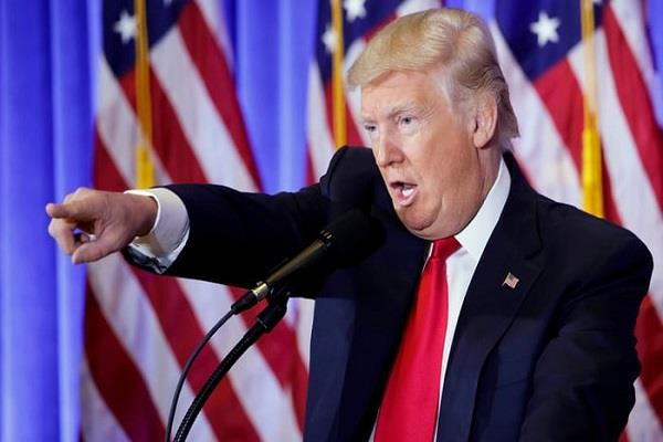 president trump annoyed on us media told journalists traitors