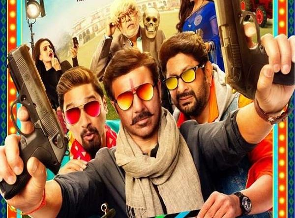 bhaiaji superhit first poster release