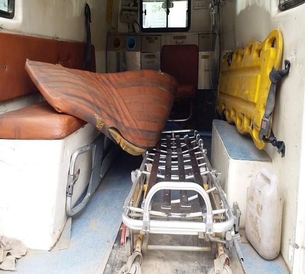 108 ambulance strike