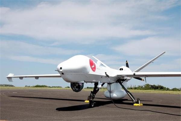us offers india armed version of guardian drone