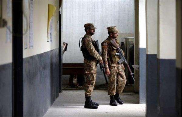 pak army troops seen counting votes after election video viral