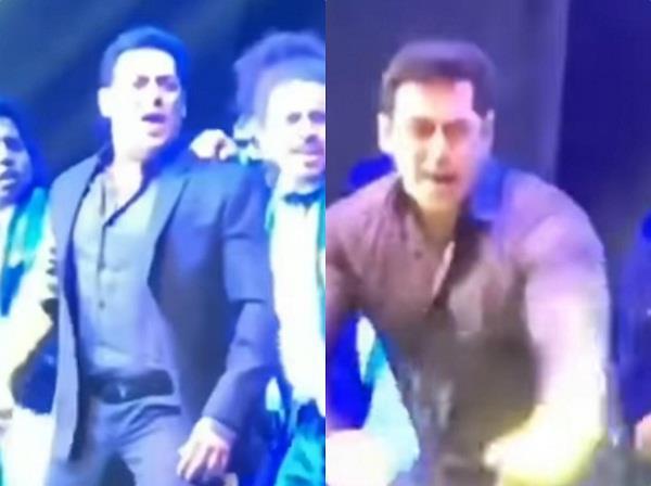 salman khan dance video viral