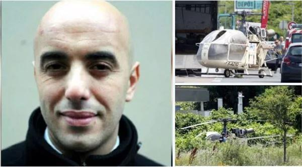 french gangster redoine faid breaks free from jail in dramatic helicopter escape