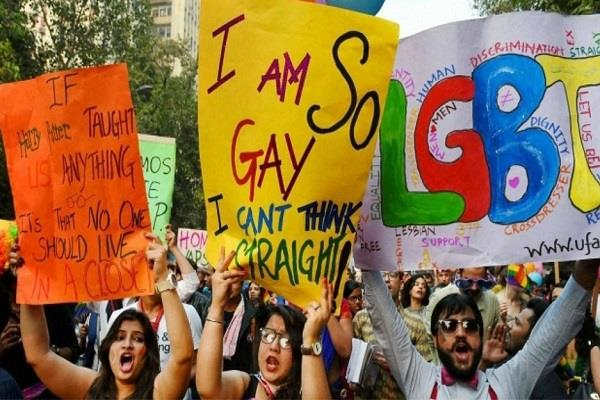 homosexuality is crime or not supreme court to decide today