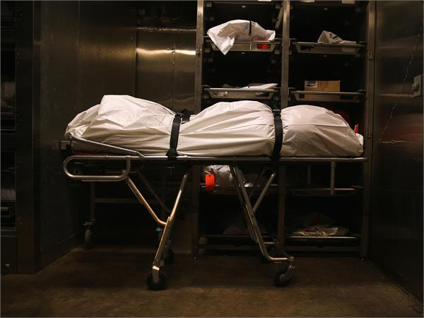 dead  woman found alive in south africa morgue fridge