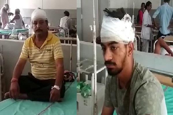 rewari journalist injured