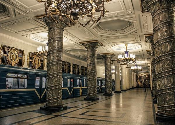 Beautiful Station! किसी म्यूजियम से कम नहीं यह मेट्रो स्टेशन