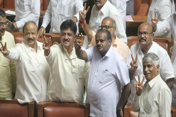 kumaraswamy to present his first budget