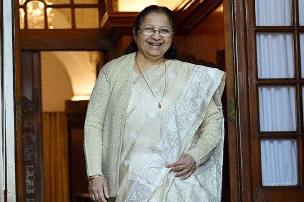 sumitra mahajan will get help to rahul gandhi