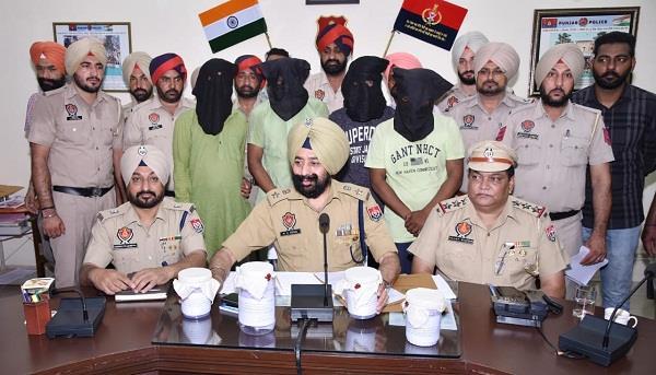 police arrest drug smuggler