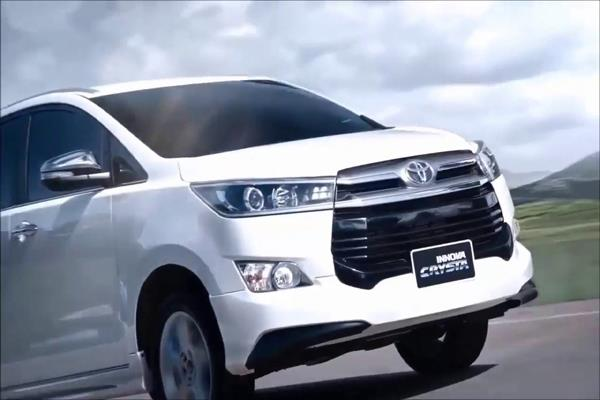 toyota recalls 2 628 units of innova crysta fortuner