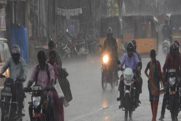 dm ordered the closure of schools due to alert of heavy rain