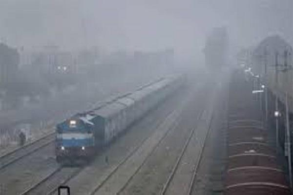 many trains canceled due to non interlocking in lucknow division
