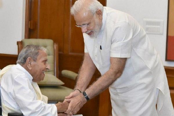 vaswani mission j p vaswani narendra modi ramnath kovind lal krishna advani