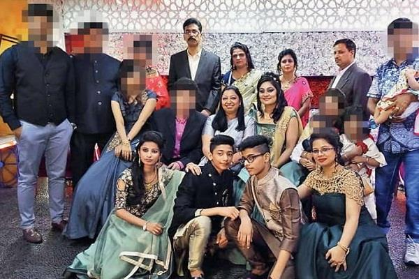 burari case 11 members death home affairs bhatia family crime branch