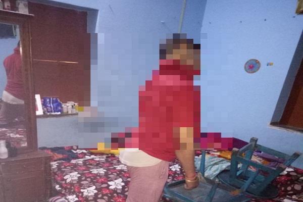 burari jharkhand suicide police