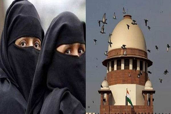 the central government is ready to end the nikah halala