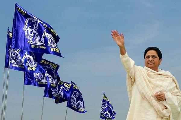 mayawati can contest from ambedkar nagar bijnara