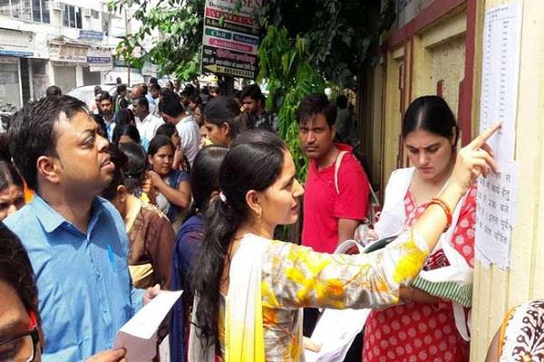 up stf arrested 18 person in lt grade teachers recruitment exam