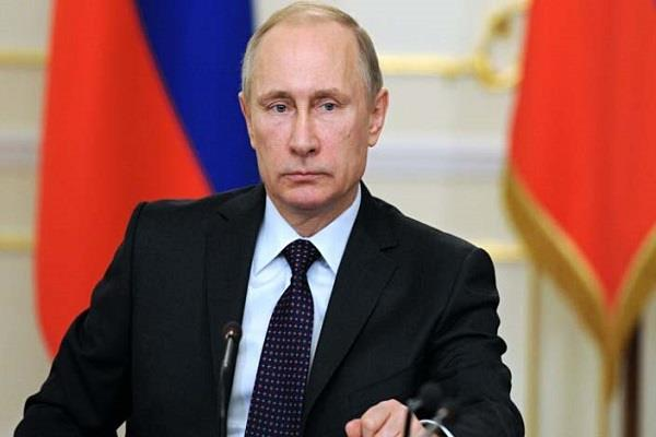 putin criticizes the forces that harm russia s relations